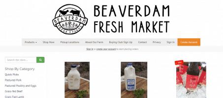 beaverdamfreshmarket